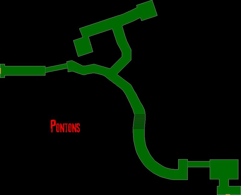 Resident Evil 7 – Plan du Hangar à Bateaux (Pontons)