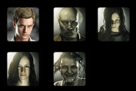 Resident Evil 7 – Personnages principaux