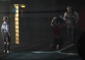 Resident Evil 2 Remake – Claire Redfield, Brian Irons et Sherry Birkin