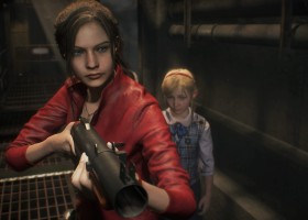 Resident Evil 2 Remake – Claire Redfield et Sherry Birkin