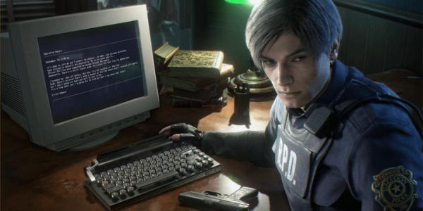 Resident Evil 2 Remake – Leon Scott Kennedy