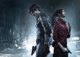 Resident Evil 2 Remake – Leon Scott Kennedy et Claire Redfield