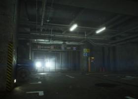 Resident Evil 2 Remake – Parking