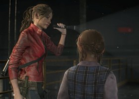 Resident Evil 2 Remake – Sherry Birkin avec Claire Redfield