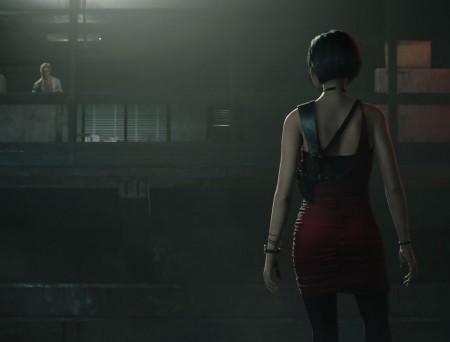 Resident Evil 2 Remake – Ada et Annette