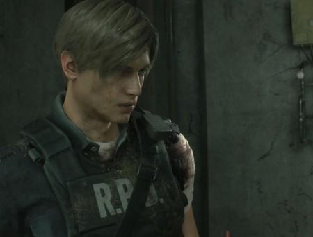 Resident Evil 2 Remake – Leon Kennedy blessure