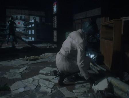Resident Evil 2 Remake – Leon et Ada