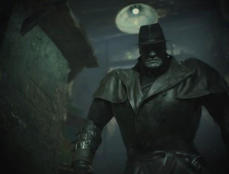 Resident Evil 2 Remake – Mister X