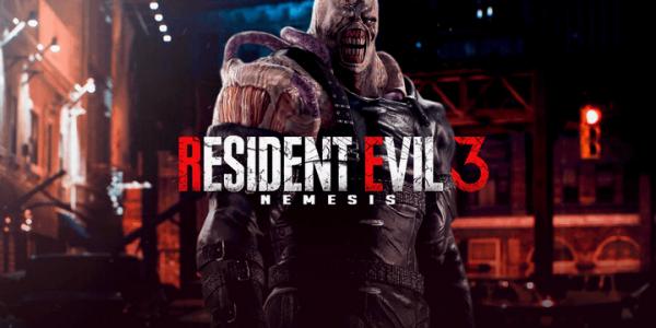 Resident Evil 3 (Remake FanArt)