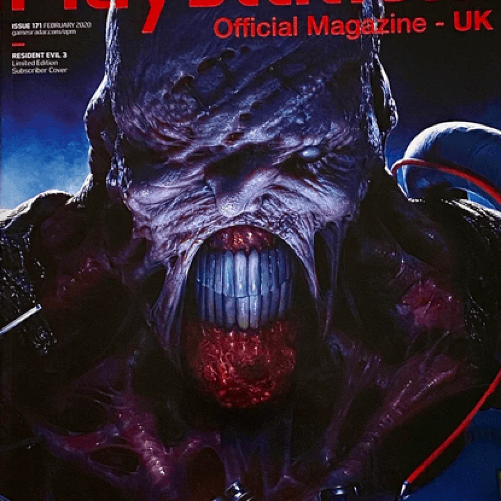 Playstation Official Magazine UK