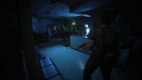 Resident Evil 3 Remake – Carlos (Hopital)