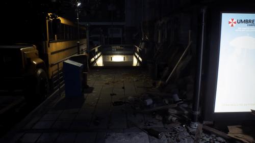 Resident Evil 3 Remake – Metro
