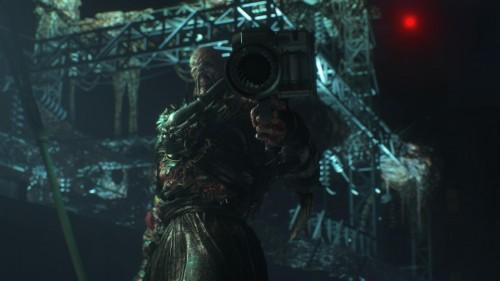 Resident Evil 3 Remake – Nemesis (Centrale)