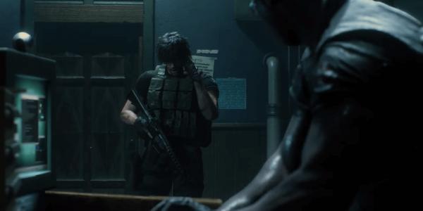 Resident Evil 3 Remake – UBCS (bureau des S.T.A.R.S.)