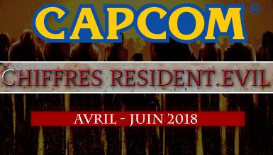 Un Million de plus pour Resident Evil
