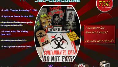 Jeu Concours Resident Evil (part 4)
