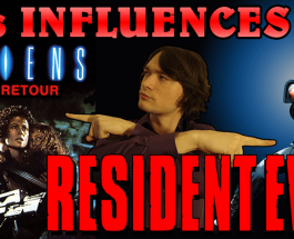 Les influences de Resident Evil – Aliens le retour, Hommage ou Plagiat ultime ?