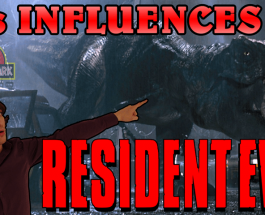 Les influences de Resident Evil – Jurassic Park, Inspiration ou (bio)Hasard ?