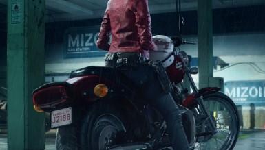 Resident Evil 2 Remake, la moto de Claire Redfield