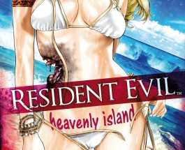 RESIDENT EVIL Heavenly Island Tome 1