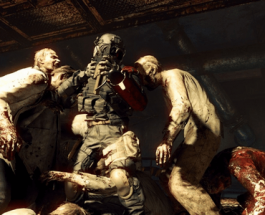 Interview des producteurs de Umbrella Corps